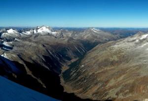 Berglandschaft Virgental