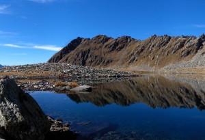 Bergseen entlang der Virgentaler Höhenwege