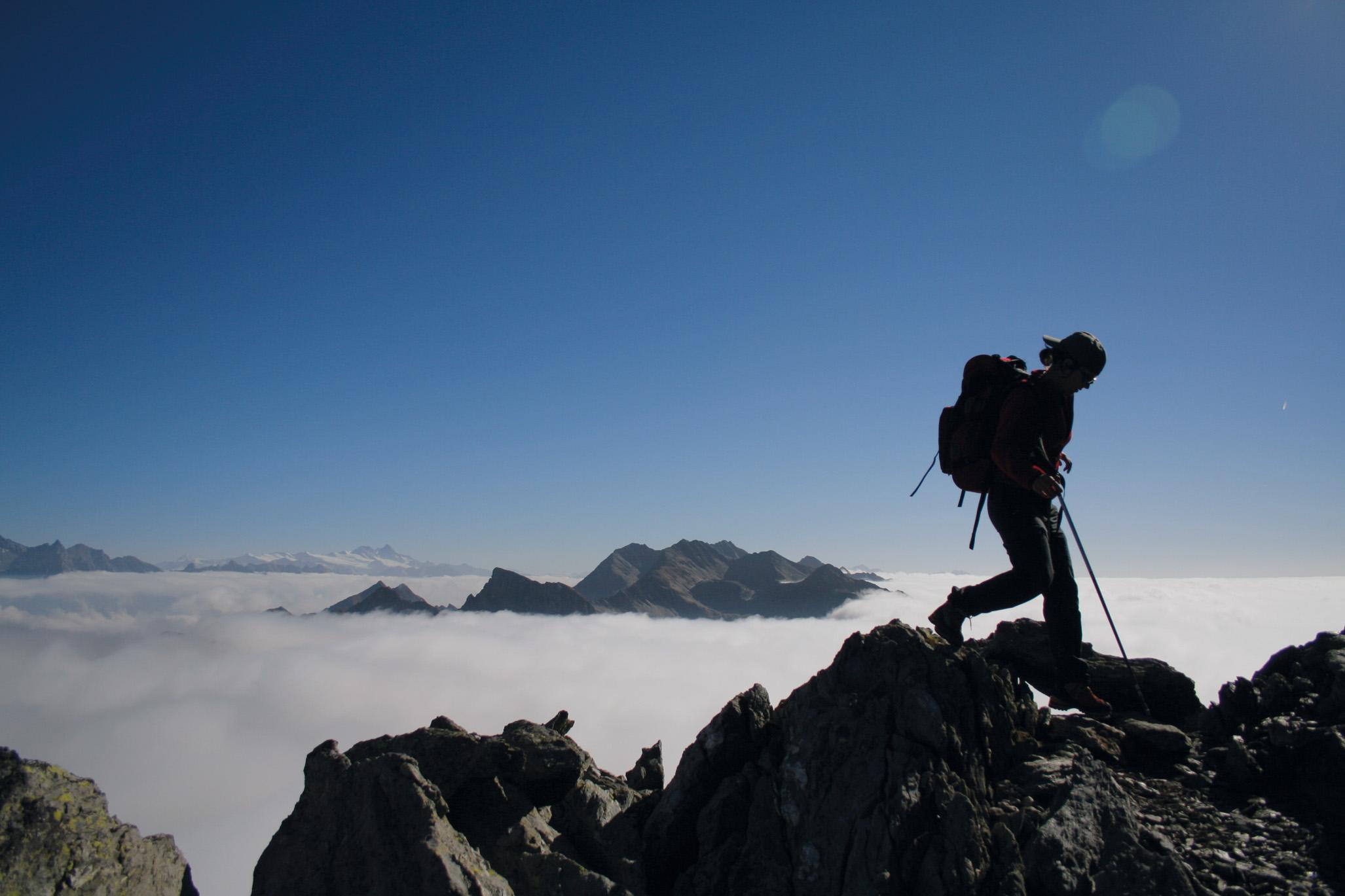 Wandern entlang der Gipfel - Virgentaler Höhenwege