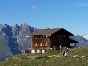 Zupalsee Hütte - Lasörling Höhenweg - Virgentaler Hütten