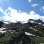 Badener Hütte Aussicht