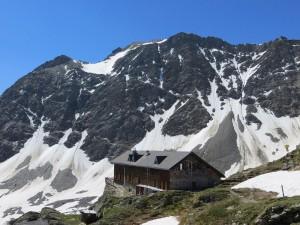 Badener Hütte Venediger Höhenweg