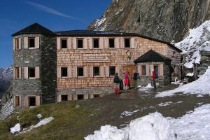 Sajathütte - ein Schloß in den Bergen