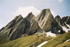 Sajathütte - Bergsteigen am Sajatkopf