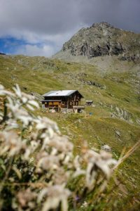 Eissee Hütte