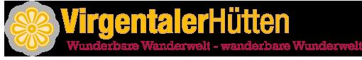 Virgentaler Hütten Logo